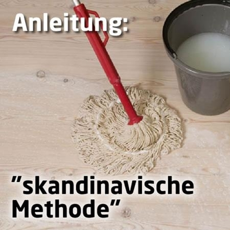 Die Skandinavische Technik - Laubholz