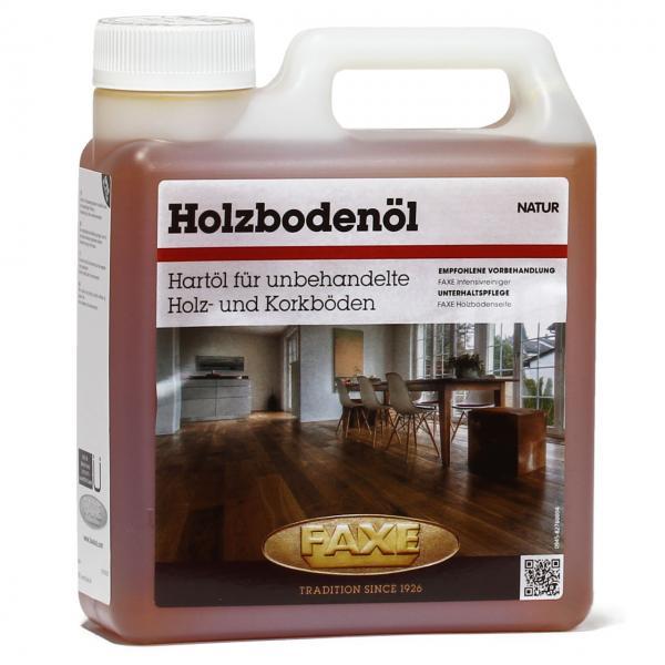 Holzbodenöl natur 1 Liter