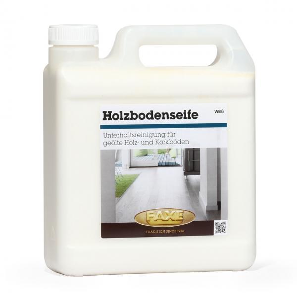 Holzbodenseife weiß 2,5 Liter
