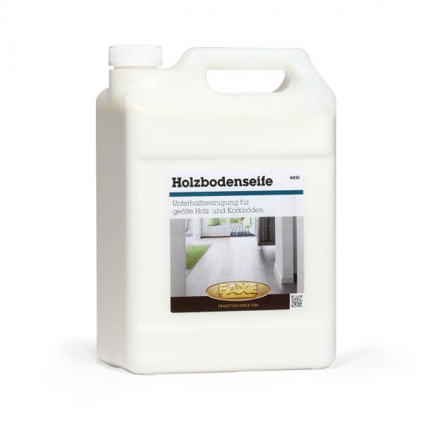 Holzbodenseife weiß 5 Liter