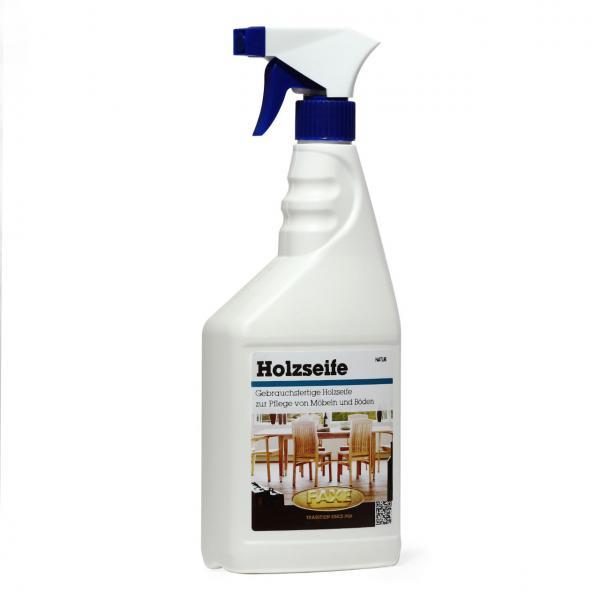 Holzseife natur 0,75 Liter Sprühflasche