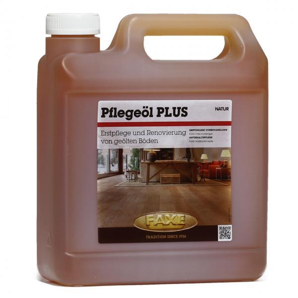 Pflegeöl PLUS natur 2,5 Liter