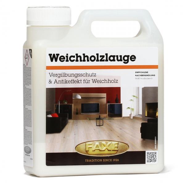 Weichholzlauge 1 Liter