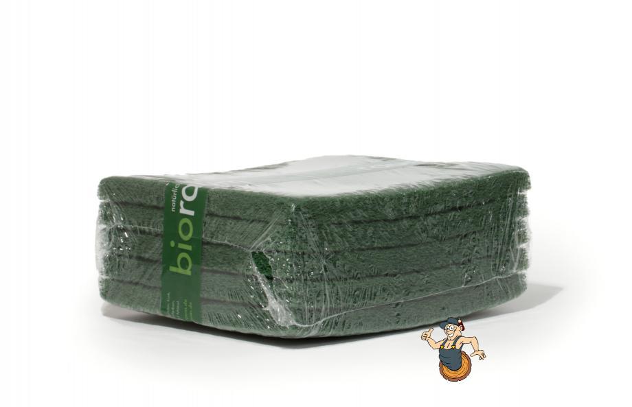 10 grüne Super Massierpads 25cm