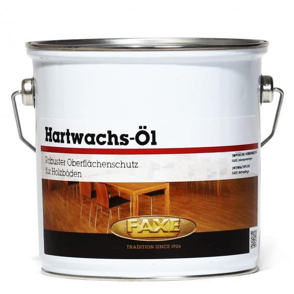 Hartwachsöl natur 2,5 Liter