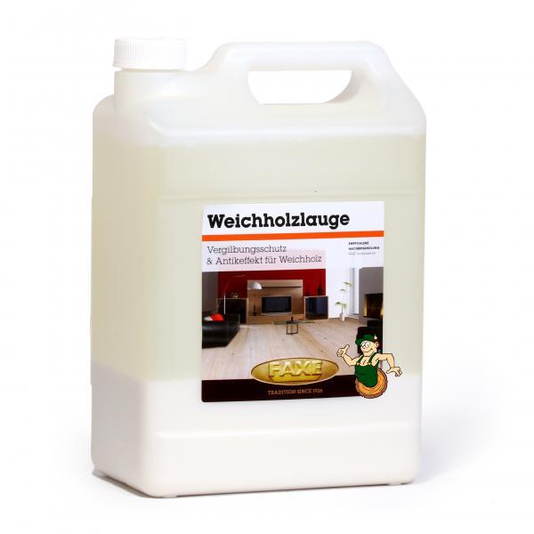 Weichholzlauge 5 Liter