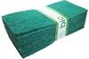 10 grüne Massierpads 25cm